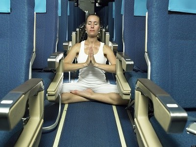 Exercise Beats Jet Lag?