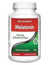 Best Naturals, Melatonin Tablets Review