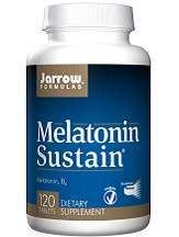 Jarrow Formulas Melatonin Sustained Tablets Review