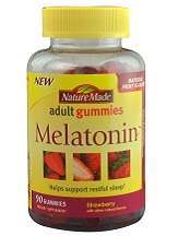 Melatonin Adult Gummies Review
