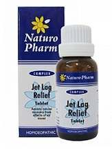 Naturo Pharm Jet Lag Relief Tablets Review