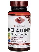 Olympian Labs Melatonin Time Release Tablets Review