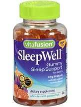 Vitafusion Sleep Well Gummy Vitamins Review