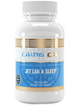 ChingChi Jet Lag & Sleep Aid Review
