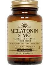 Solgar Melatonin Review