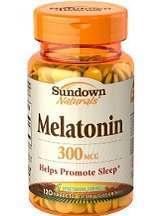 Sundown Naturals Melatonin Review